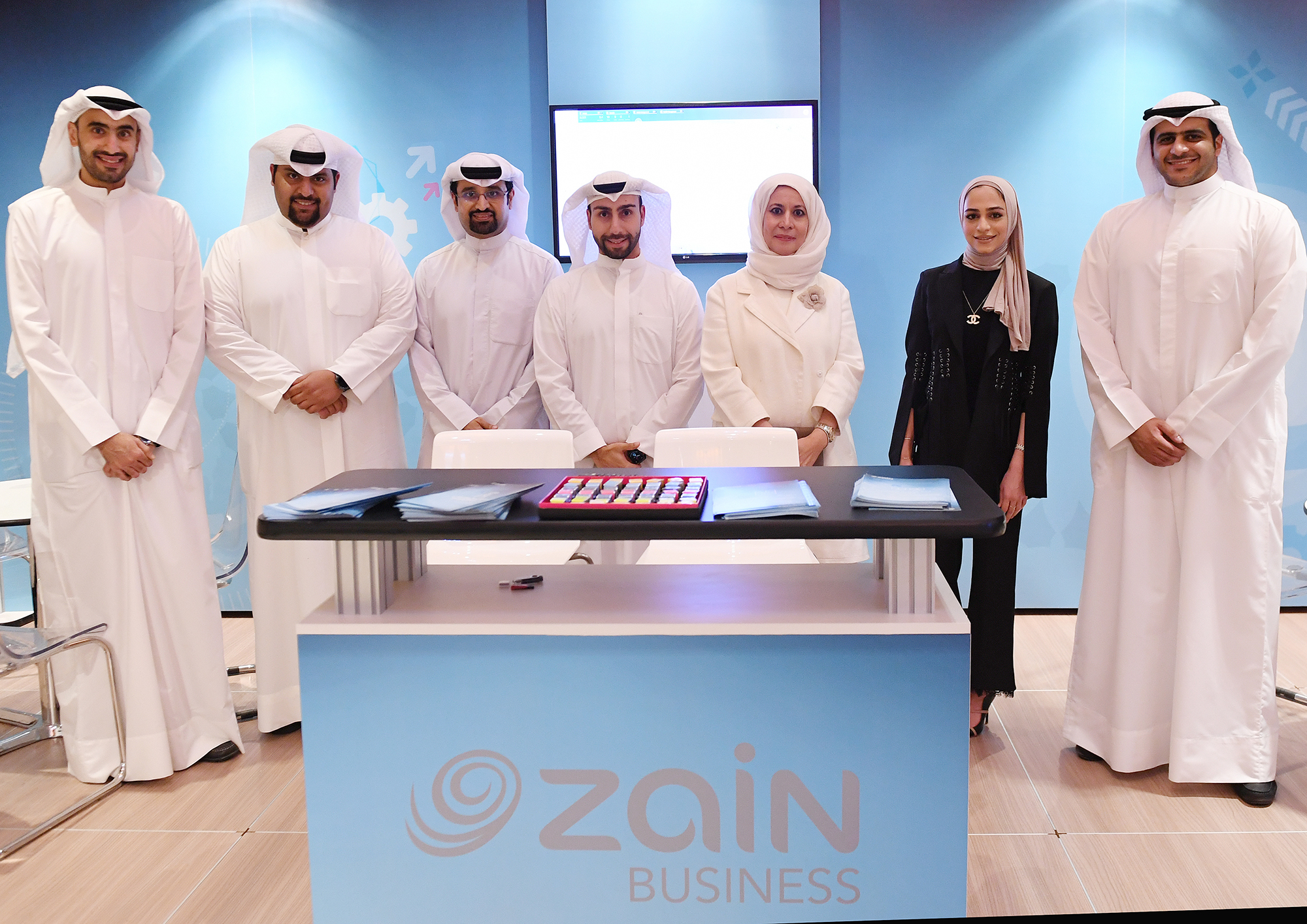 Zain Platinum Sponsor of 7th eGovernment Forum